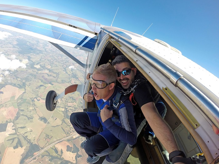 Sky Diving Skydiving