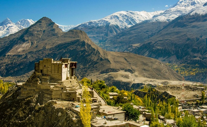hunza valley weather