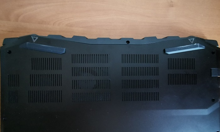 Acer-Nitro-7 Temperature and fan noise