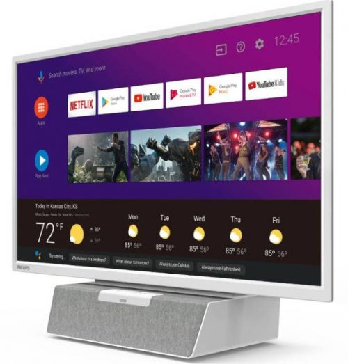 Philips Introduced The Kitchen TV With An Assistant