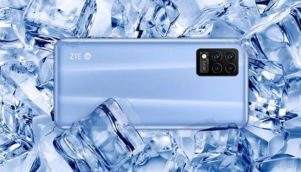 ZTE Blade 20 Pro 5G cameras