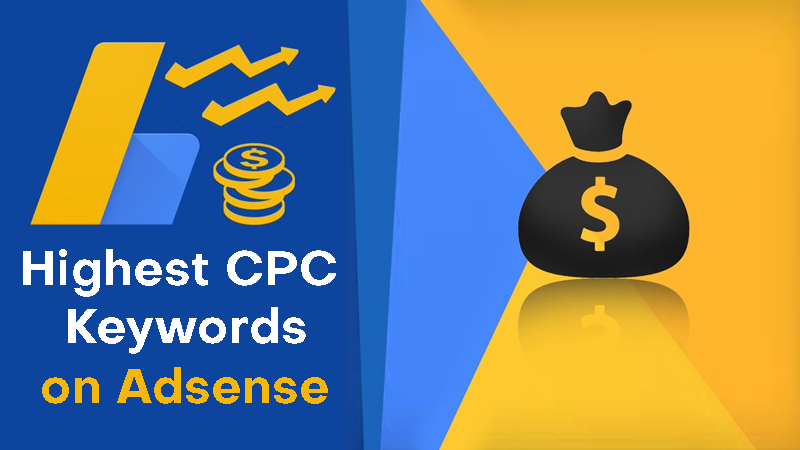 Highest CPC Keywords and Most Expensive high cpc keywords on Google
