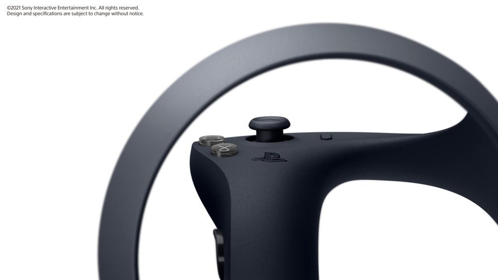Sony PS5 VR controllers