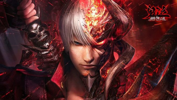 Devil May Cry Peak of Combat is now available in China