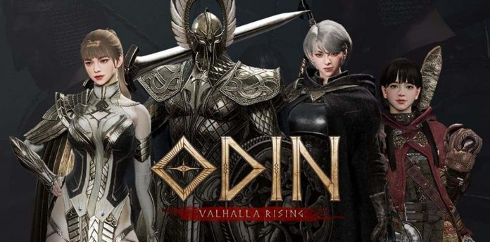 Odin Valhalla Rising launched in South-Korea, check gameplay