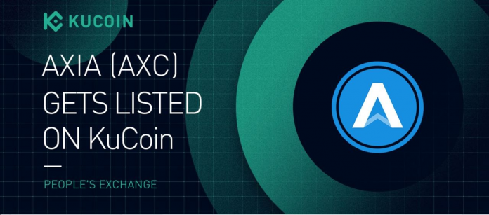 AXIA Coin's Listing on KuCoin Continues Streak of High Demand