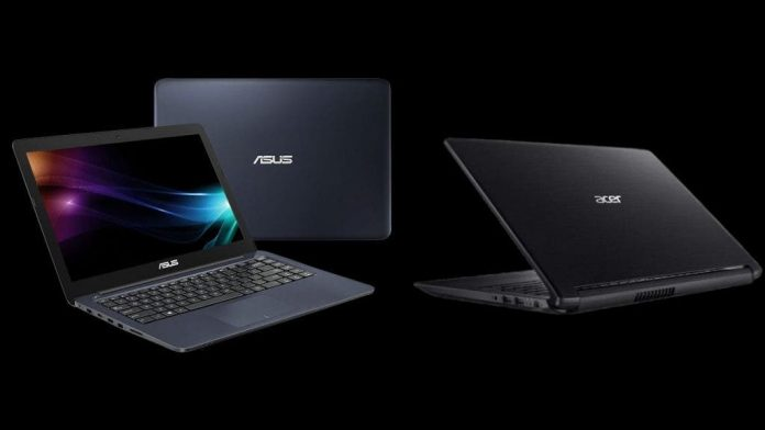 Acer and Asus to increase notebook prices by 10% in Q2