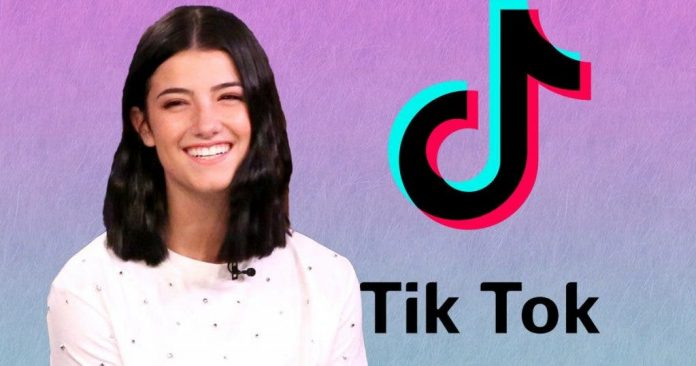 Charli D'Amelio is the first to cross the 100 million subscribers line in TikTok