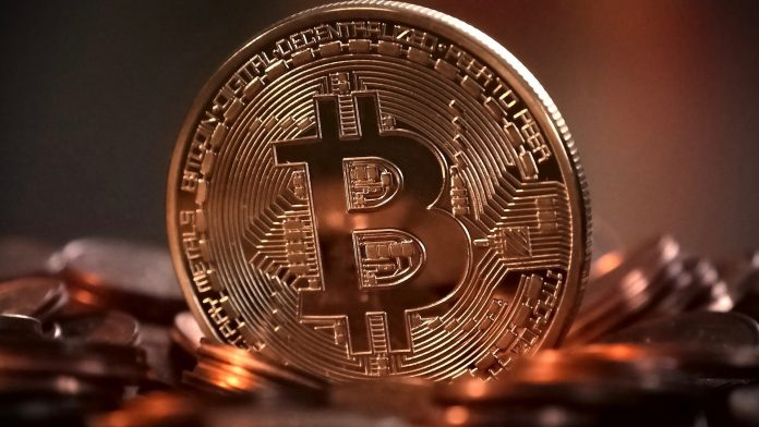 Picture of bitcoin
