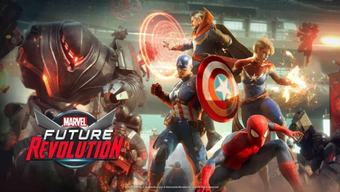 Marvel Future Revolution is on pre-registration phase on Android and iOS