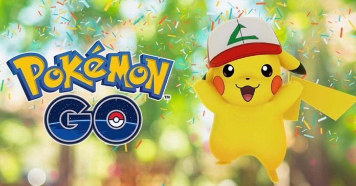 Pokemon GO celebrates its 5th anniversary with events and rewards