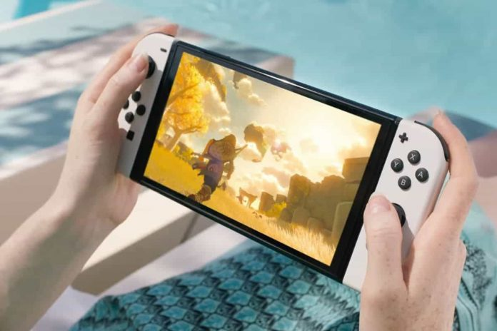 Should you buy the new Nintendo Switch OLED?